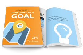 How to set an employee performance goal