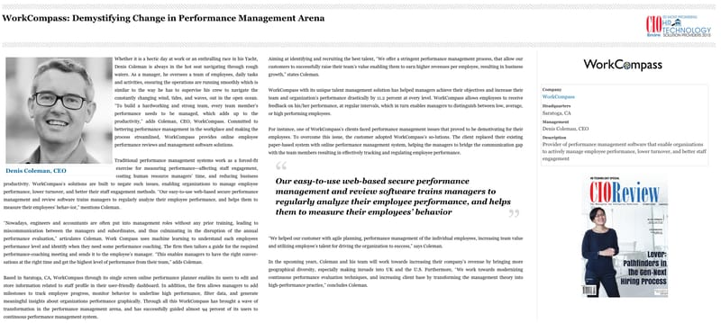 Demystifying change in performance management