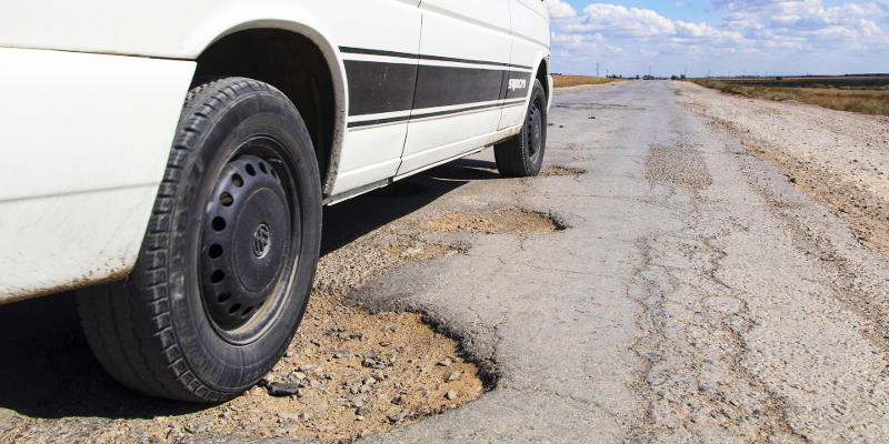 Bouncing Back From Potholes